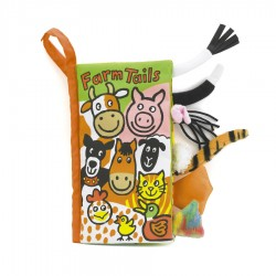 Książeczka Farm Tails Jellycat