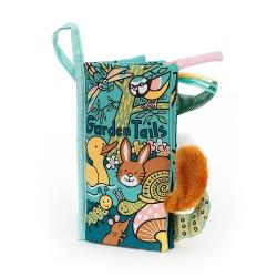 Książeczka Garden Tails Jellycat