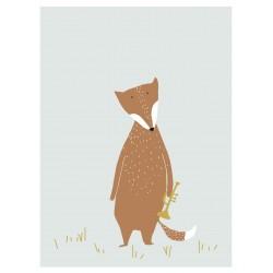 Trixie Plakat Mr.Fox