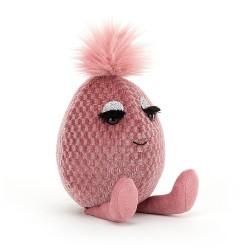 Jajko Fabbyegg Pink Topaz Jellycat