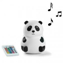 Lampka Panda z Głośnikiem Rabbit&Friends