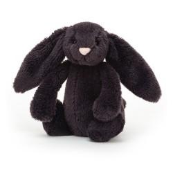 Królik Bashful Inky Bunny Jellycat