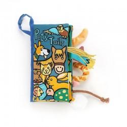 Książeczka Pet Tails Jellycat