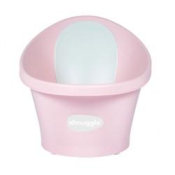 Shnuggle Wanienka Baby z odpływem Pink