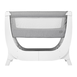 Łóżeczko dostawne AIR Bedside Crib Shnuggle DOVE