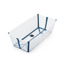 Wanienka Flexi Bath Transparent Blue XL