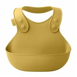 BIBS śliniak Overall Bib Mustard