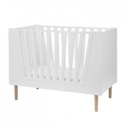 Łóżeczko 120 x 60 White