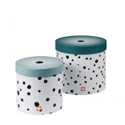 Pudełka Dots Done by Deer Blue