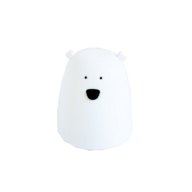 Lampka Miś mały biały