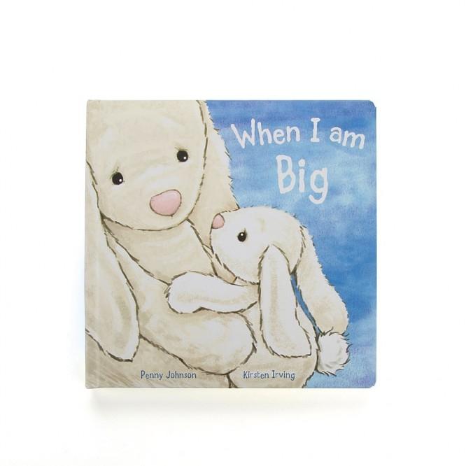 Książeczka When I am Big