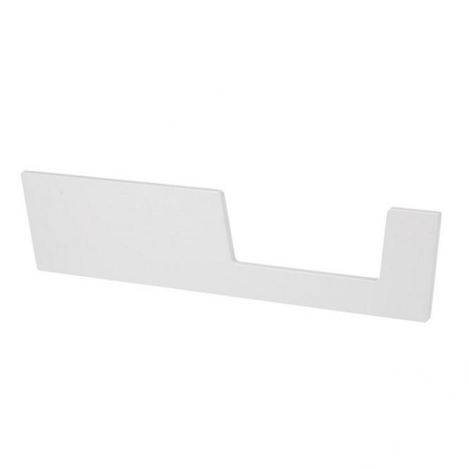 Barierka do łóżeczka 140x70  White