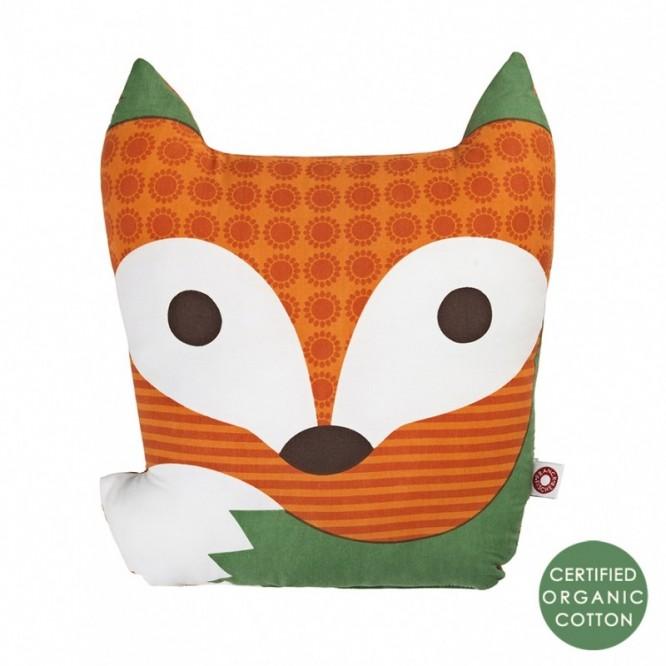Poduszka Rufus pomarańczowy lis