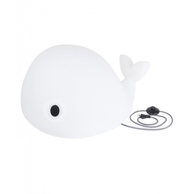 Lampka LED Wieloryb Moby Large