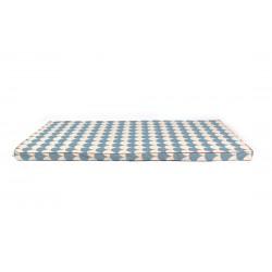 Materac Saint Tropez Nobodinoz blue scales