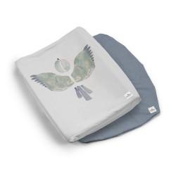 Pokrowiec na przewijak Watercolor Wings