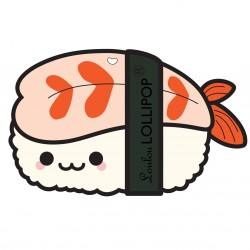 Gryzak silikonowy ebi sushi