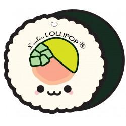 Gryzak silikonowy sushi roll