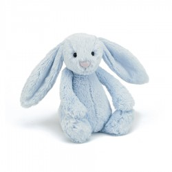 Króliczek Bashful Blue Bunny