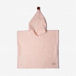 Poncho kąpielowe So Cute pink