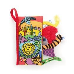 Książeczka Rainbow  Tails