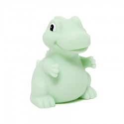 Petit Monkey Lampka T-rex grey