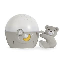 Chicco Projektor na łóżeczko Next2Stars blue