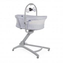 Chicco Baby Hug Łóżeczko/Krzesełko 4w1 glacial
