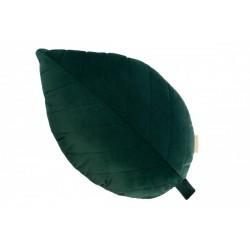Poduszka Nobodinoz gwiazda velvet zielona