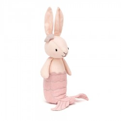 Jellycat królik syrenka