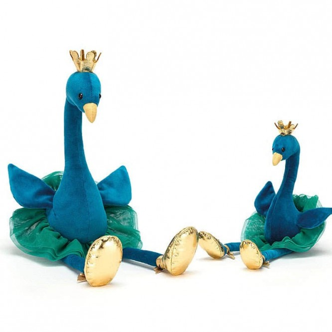 Fancy Peacock