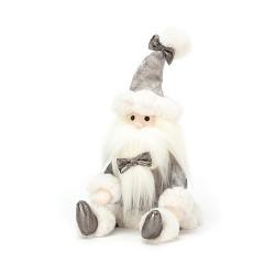 Mikołaj Shimmer Santa 34cm