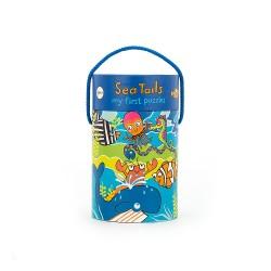 Moje Pierwsze Puzzle Morski Świat Jellycat