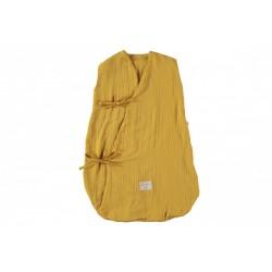 Śpiworek letni farniente yellow Nobodinoz