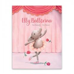 Książka Elle balerina Jellycat