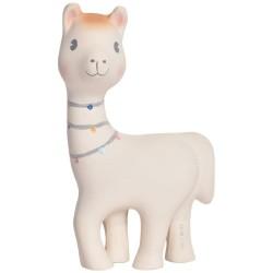 Gryzak zabawka Lama w pudełku  Tikiri
