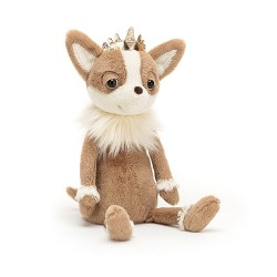 Pies Chihuahua Książniczka Jellycat